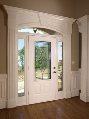 Custom Built Windows Inc Door Installation in Mettawa Illinois