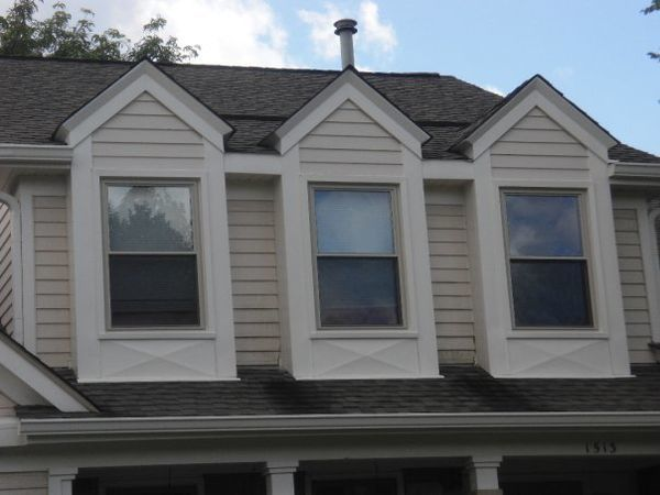 Double Hung Window Installation with Custom Trim in Buffalo Grove, IL (1)