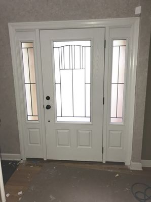 Before & After Door Replacement in Chicago, IL (2)