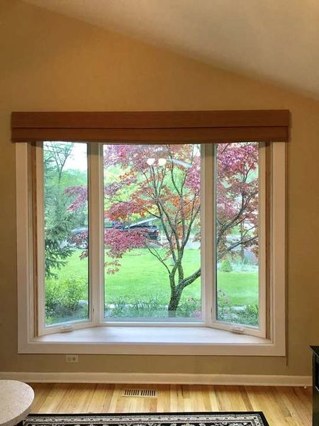 Beautiful Bay window Installation in Glenview, IL (1)
